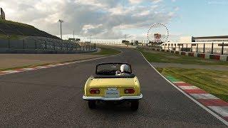 Gran Turismo Sport - Honda S800 '66 Gameplay [4K PS4 Pro]