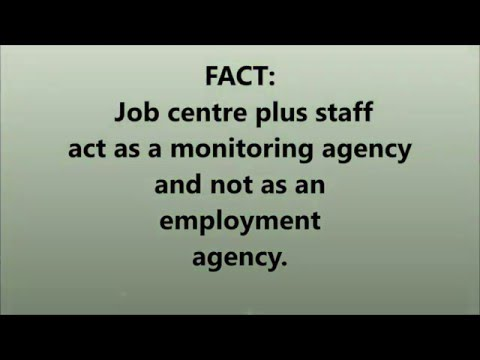 JOB CENTRE SCANDAL 2016 is this BRITAIN?