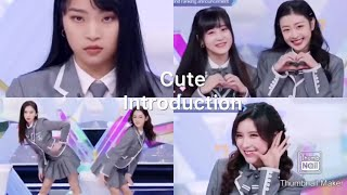 Youth With You 2   CUTE INTRODUCTION BEFORE FACING THE ELIMINATION TIME