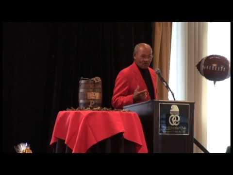 Old Oaken Bucket Luncheon - George Taliaferro
