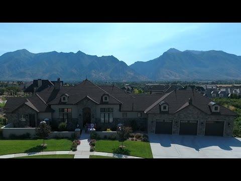 Drone: Alpine, UT