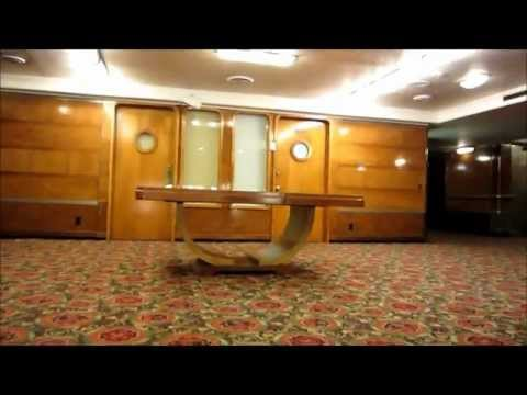 The Queen Mary's Most Haunted Room B340