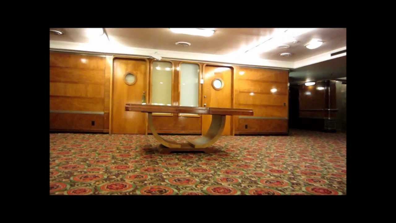 The Queen Marys Most Haunted Room B340 Youtube