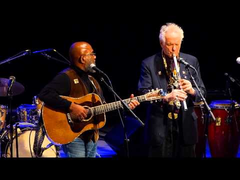 "Josh White, Jr. And David Amram Perform ""House Of The Rising Sun"""