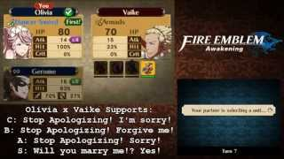 """Fire Emblem: Awakening - """"Vaike's Victory"""" Dual Tag/Double Duel"""