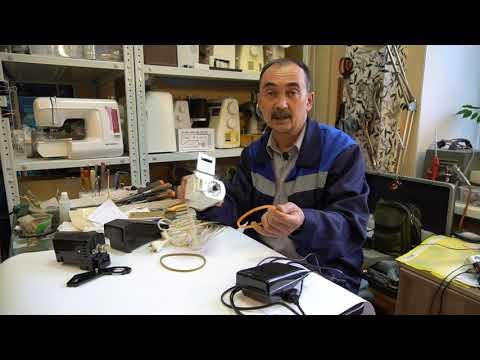 Сравнение и выбор привода для швейной машинки: FDM против TUR 2