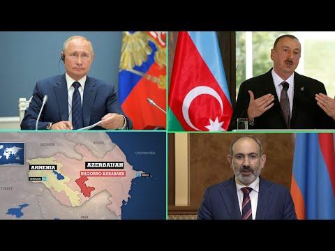 অবশেষে 2 মাস ব্যাপি যুদ্ধের অবসান !! বিজয়ীর বেশে আজারবাইজান !! Azerbaijan Vs Armenia |