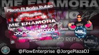 Pilson Ft. Borja Rubio - Me Enamora (Jorge Plaza Private Extended Remix)