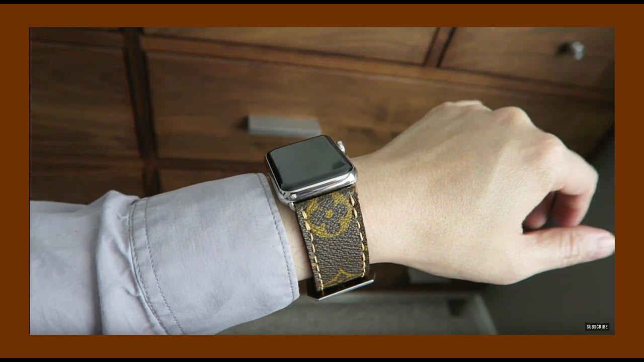 gucci apple watch band. louis vuitton apple watch! gucci watch band