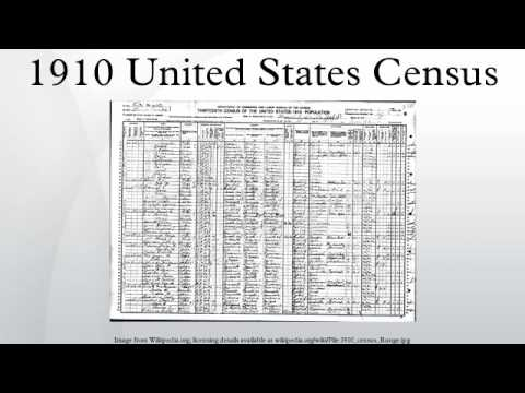 1910 United States Census