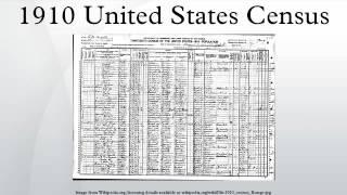 1910 United States Census