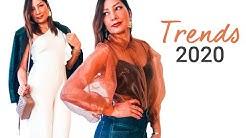 Trend-Vorschau: Die 11 größten Modetrends in 2020, und wie man sie im Alltag trägt | natashagibson