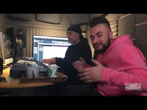 GLOCK (The official making) GURJ SIDHU | KAOS PRODUCTIONS | 2018