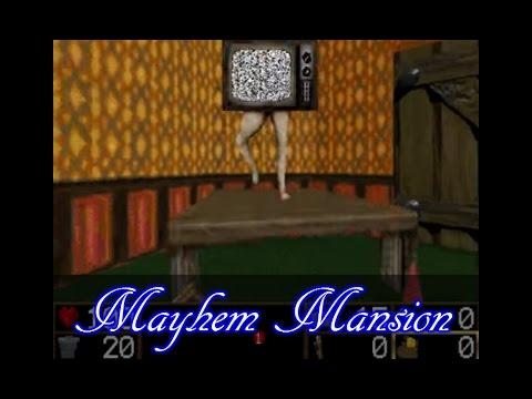 Mayhem Mansion