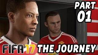 Video FIFA 17 The Journey Gameplay Deutsch Part 1 - Meine Chance - Let's Play FIFA 17 German PS4 download MP3, 3GP, MP4, WEBM, AVI, FLV Desember 2017