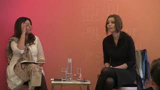 Elif Shafak in conversation with Nus Ghani