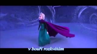 Ledové království - Najednou (Lyrics)