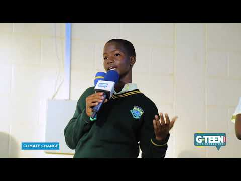 Ugandan teenagers' knowledge about Climate Change