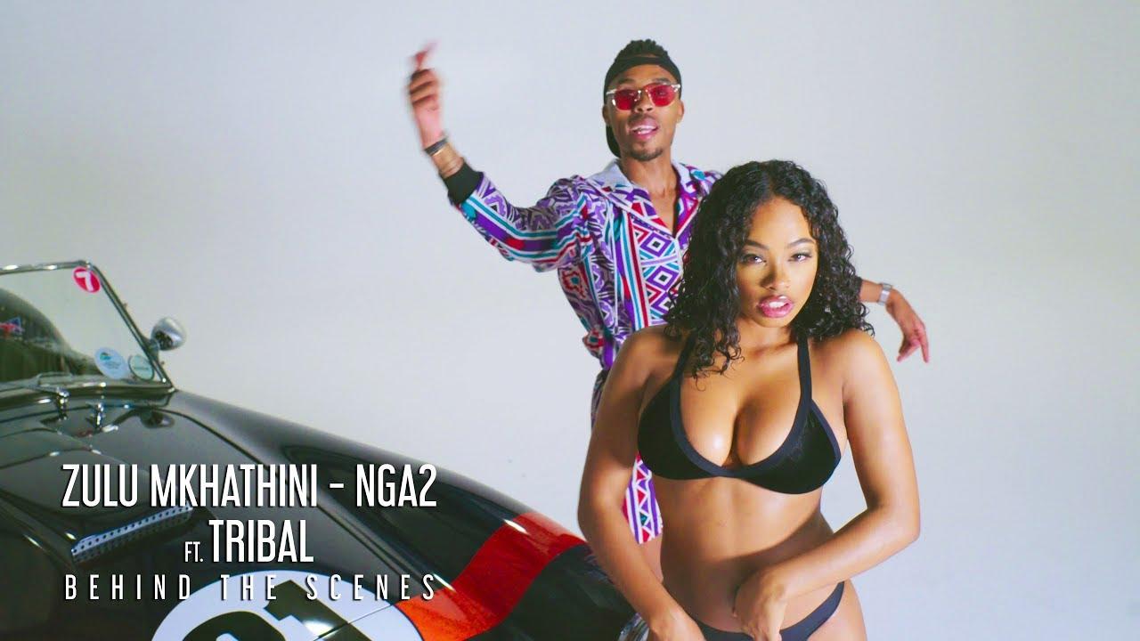 Download Zulu Mkhathini - Nga 2 ft. Tribal | Behind the Scenes