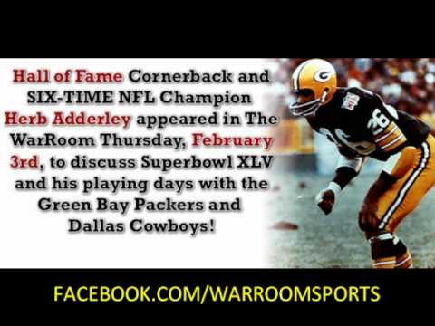 NFL Hall of Famer Herb Adderley talks about Gene Upshaw and the NFLPA!
