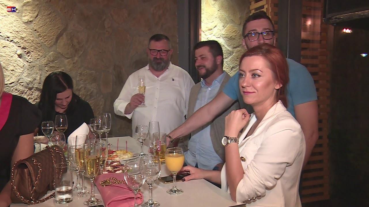 Banjaluka - druzenje novinara - YouTube