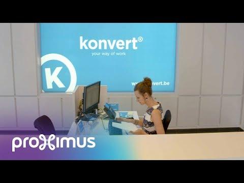 Un nouveau central téléphonique pour Konvert Interim