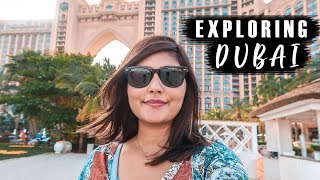 Exploring Dubai with My Subscriber | Things to do in Dubai | Going on top of Burj Khalifa