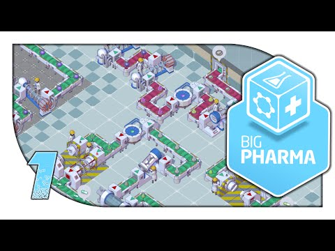 Big Pharma 1 *First Taste* - Misery Money