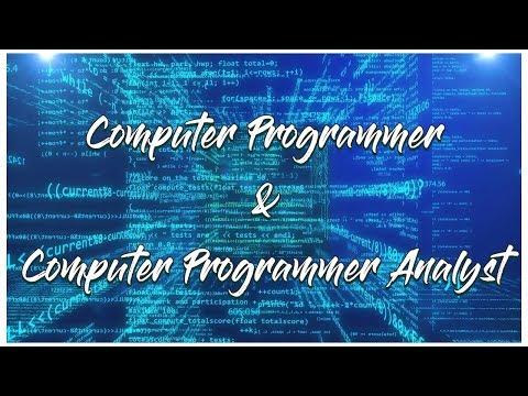 COMPUTER PROGRAMMER (Séries Cursos e Colleges)