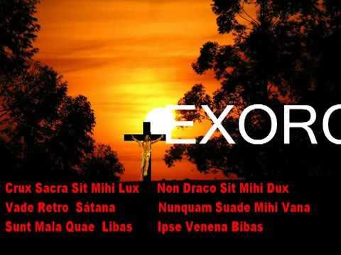 Exorcismo de São Miguel arcanjo