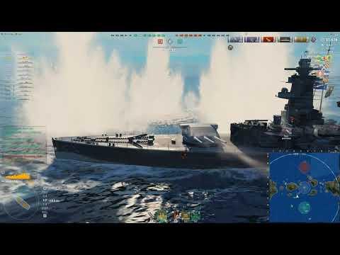 USS Arizona Proving It´s Might! Kraken,Confederate...
