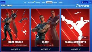 💥Fortnite Item Shop Update 🔵 BLADE Gameplay ⚡ LIVE - 24th September 2020 (Fortnite Season 4)