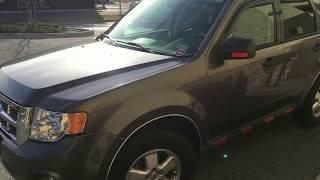 2008-2012 Ford Escape No Crank No Start: Ignition Lock