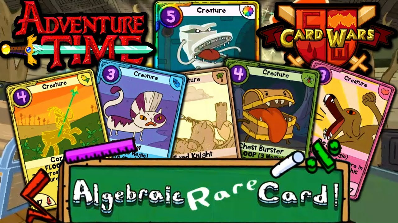 Card Wars Adventure Time APK Free Download