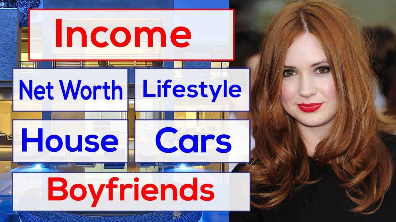 Karen Gillan Net Worth Income Boyfriends House And Luxurious Lifestyle Youtube