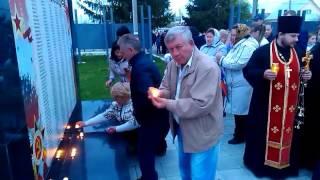 Акция зажги свечу в Новой Малыкле 8 мая 2016 год(, 2016-05-10T05:41:50.000Z)