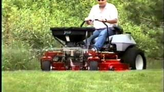 JRCO Electric Broadcast Spreader