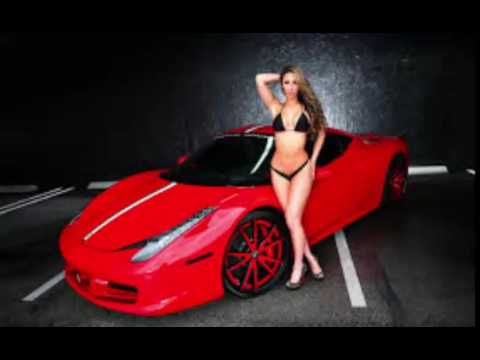 Latest Model Ferrari Car