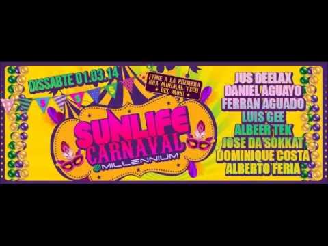 Daniel Aguayo @ Sunlife Carnaval Millennium 01/03/14
