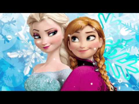 Frozen Christmas song we wish you a merry Christmas