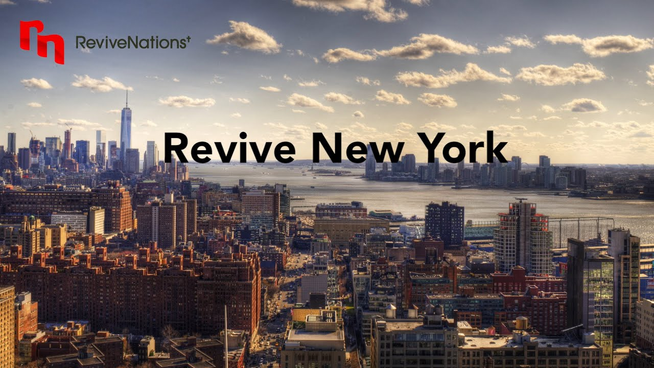 Revive Nations coming to New York
