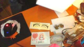 unboxing kigurumi mask