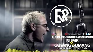 Video Numb X Goyang Dumang - Dayadiarmon ft. Lia EvP | [EvP Music] download MP3, 3GP, MP4, WEBM, AVI, FLV Maret 2018