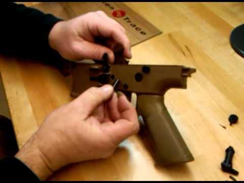 Super SCAR Trigger