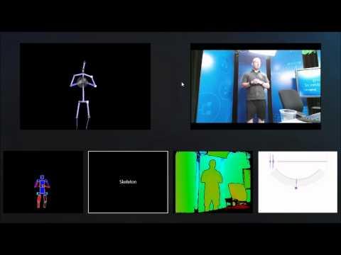 Programming Kinect V2 For Windows TUTO1