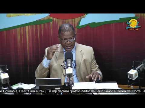 Julio Martinez Pozo comenta situación INDRA y Junta Central Electoral