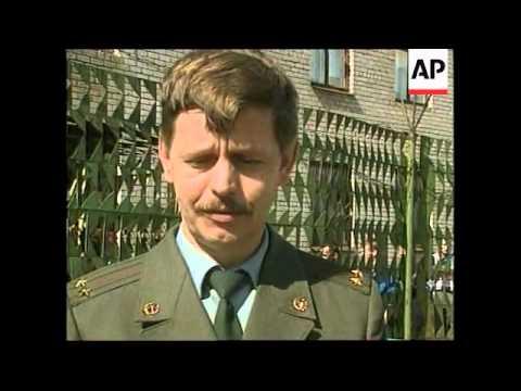 RUSSIA: PRISON SCHOOLS