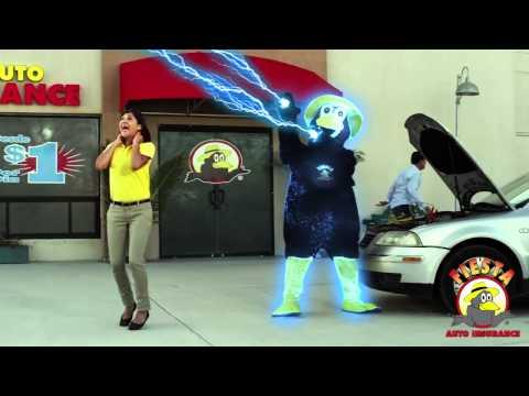 Fiesta Auto Insurance TV AD 2014