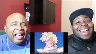 I COULD'NT STOP LAUGHING!!  Dragon Ball Z Abridged Episode 56 TeamFourStar REACTION BlastphamousHD