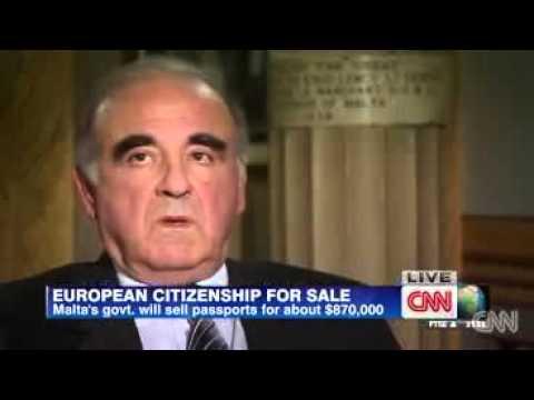 European Citizenship for Sale